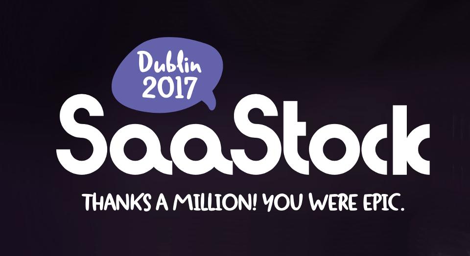 SaaStock, September 2017, Dublin featured image