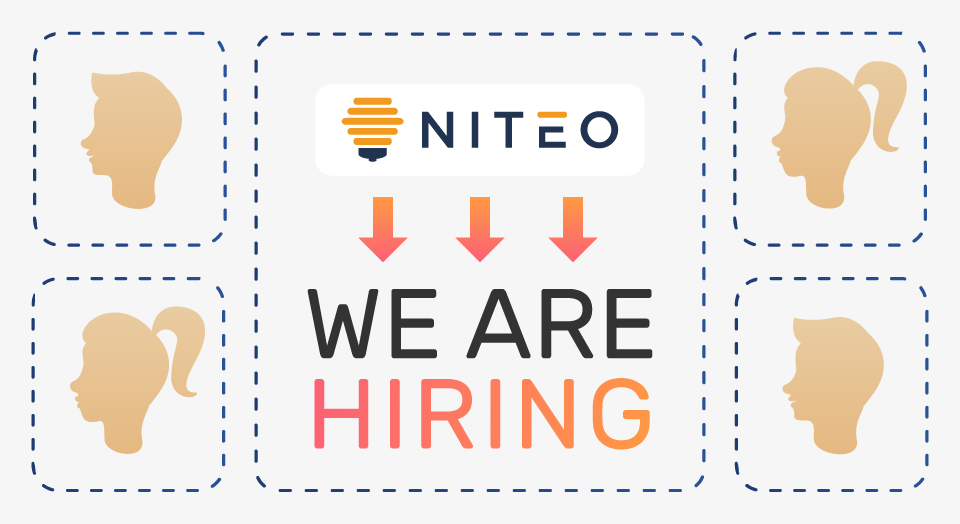 Niteo is hiring! featured image